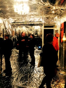 Crystal Ball, The Subterranean Gallery.